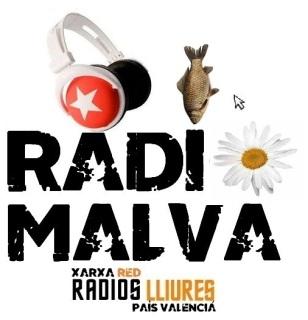 Radio Malva  LOGOS grandes(138)g