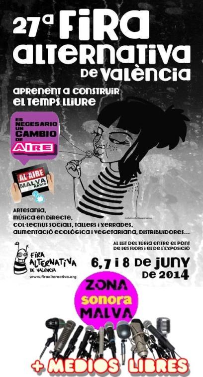 Feria alternativa 2014