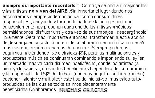 + MUSICA -colabora