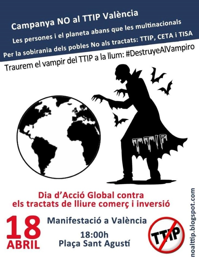 Cartel 18A Valencia