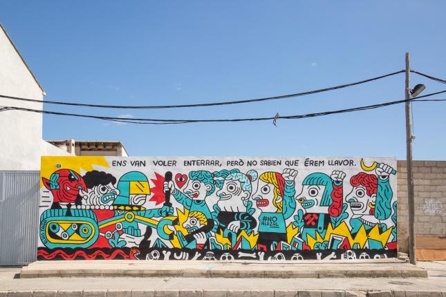 SENSEMURS_Mural de Elías Taño