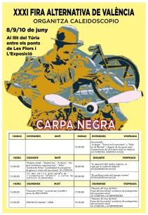 CARPA NEGRA